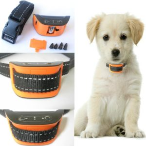 X Bark Collar For Chihuahua