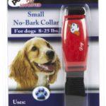 Hagen Classic No Bark Collar - Red - Small