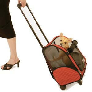 Airline Approved Dog Carrier With Wheels
