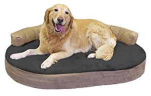 Orthopedic Dog Bed For Golden Retrievers