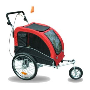 Dog Stroller for Golden Retriever