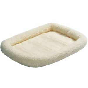 Fleece Bed For Golden Retriever For Dog Crate