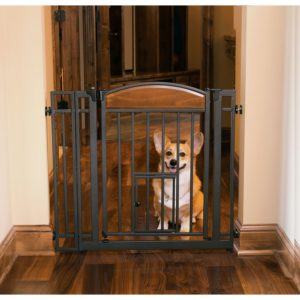 Indoor Dog Gate For Stairs
