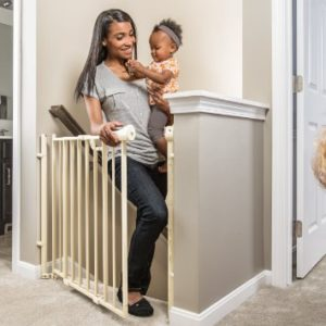 Indoor Dog Gate: Dog Gate For Stairs