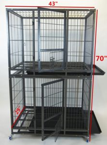 Buying Stackable Dog Crates For Multiple Dogs Dog N Treats