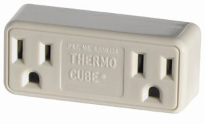 thermostatically controlled unit
