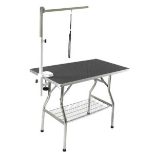 Portable Dog Grooming Table