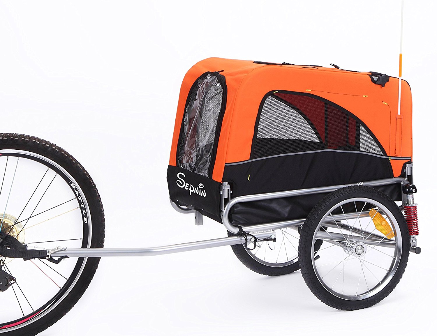 Bicycle Trailer For Do...