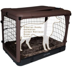 Dog Crate For Husky