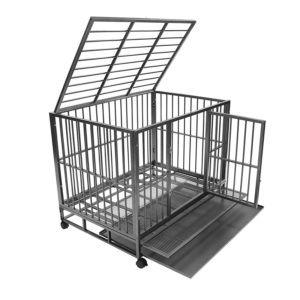 SmithBuilt Heavy Duty Dog Cage Crate Kennel Review