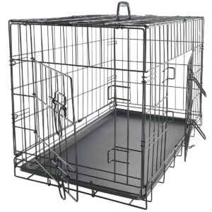 Dog Crate For Two Large Dogs