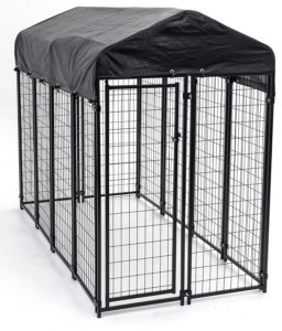 Largest dog crate