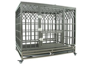7 Best Heavy Duty Dog Crates [2019]: Escape Proof Crates ...
