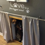 Maximizing The Space Under Stairs With Dog Crates